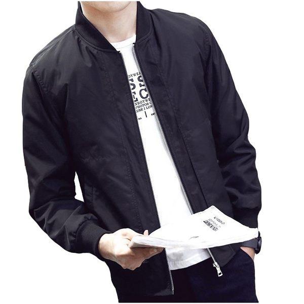 台灣現貨 韓版飛行外套 MA1外套 夾克外套 騎車外套 防風外套 帥氣外套