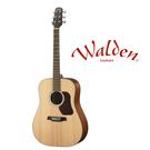 [唐尼樂器] 分期免運 Walden NATURA D550E 西卡雲杉 面單板 41吋 D 桶身 民謠吉他 電木吉他