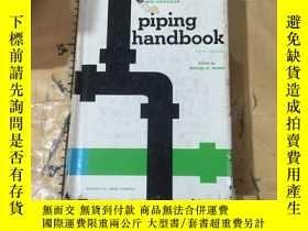 二手書博民逛書店Piping罕見HandbookY252403 and Sabi