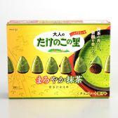 【明治】竹筍造型巧克力餅乾(抹茶口味)54g(賞味期限:2019.05)