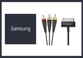 SAMSUNG 三星 GALAXY Tab專用 原廠 TV-OUT 電視影音輸出傳輸線 (盒裝)