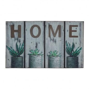 HOLA home 波比刮泥墊45x76cm 盆栽