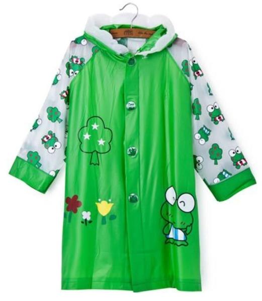 兒童雨衣 可愛造型雨衣書包位 下雨 雨具 男童 女童 y7034