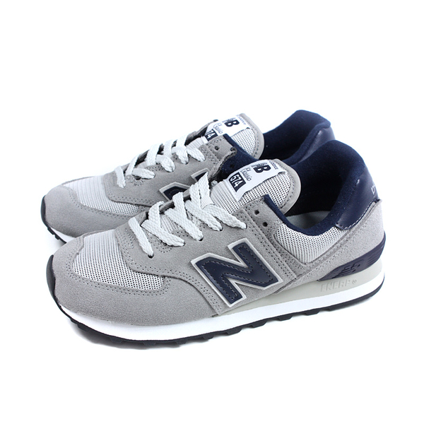 NEW BALANCE 574 運動鞋 復古鞋 灰/藍 男鞋 ML574BE2-D no981