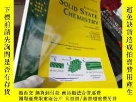 二手書博民逛書店Journal罕見of Solid State Chemistr