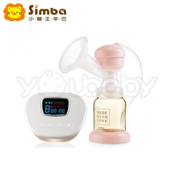 小獅王辛巴 iFeed 極美機超靜音電動吸乳器(寬口徑) Simba