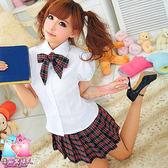 【愛愛雲端】青澀時期!格紋 三件式 學生服 R8NA12030089