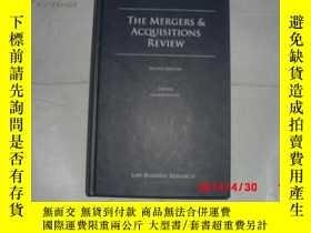 二手書博民逛書店The罕見Mergers & Acquisitions Revi