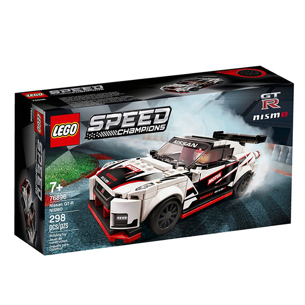 76896【LEGO 樂高積木】賽車系列 SPEED - Nissan GT-R NISMO