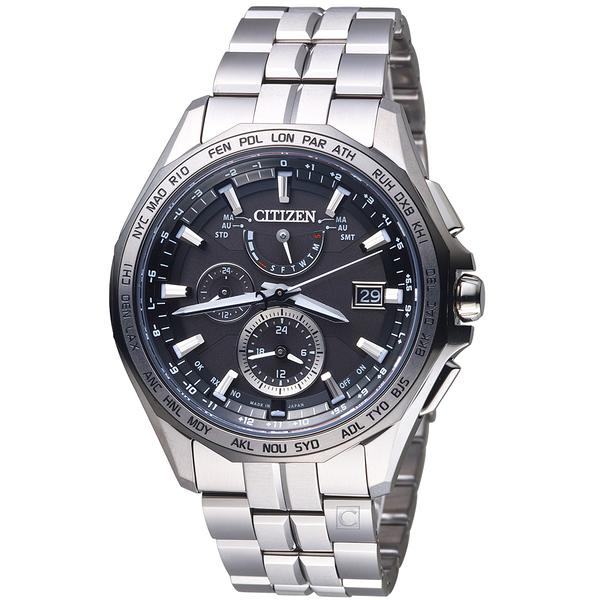 星辰 CITIZEN GET'S系列萬年曆時尚限量腕錶  AT9096-57E
