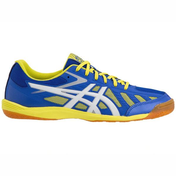 Asics Attack Hyperbeat SP 3 [1073A004-401] 男鞋 運動 桌球 亞瑟士 藍黃