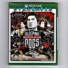 【Xbox One原版片】睡犬 決定版 SLEEPING DOGS 英文版全新品【特價優惠】台中星光電玩