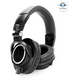 音響世界。日本鐵三角ATH-M50x監聽耳機。可卸式線材。黑色款現貨供應