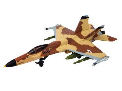 【4D MASTER】立體拼組模型戰鬥機系列-F/A-18C DESERT HORNET 1:130 MODEL 20203B