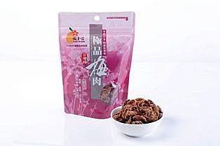 阿邦小舖 梅香莊 極品梅肉 / 無籽 微酸微鹹 *無阿斯巴甜 55g