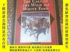 二手書博民逛書店著名作家傑克·倫敦The罕見call of the wild a