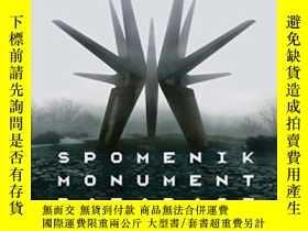 二手書博民逛書店Spomenik罕見Monument DatabaseY256260 Donald Niebyl Fuel