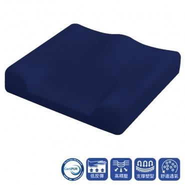HOLA 高密度抗菌健康塑型釋壓坐墊