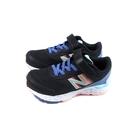 New Balance 運動鞋 魔鬼氈 黑/藍 童鞋 YA680BB6-W no913