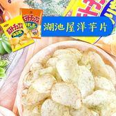 【即期品 賞味期限10/20可接受再下單】日本 湖池屋 海苔/鹽味  洋芋片(單包) 28g 餅乾