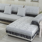 沙發墊防滑坐墊四季通用布藝墊子 現代簡約歐式沙發巾罩套椅 雙十二購物節