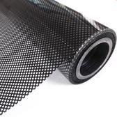半透明玻璃貼膜網狀貼紙黑色網狀白色網狀遮陽透光膜防曬窗貼透明【限時八五折】