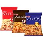菲律賓 Oishi MAKADO番茄風味/烤牛肉風味/起司風味 薯條餅乾(65g) 款式可選【小三美日】
