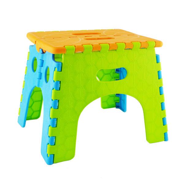8802多功能折疊椅(小) 摺疊椅 折合椅 塑膠椅 休閒椅 餐椅 備用椅