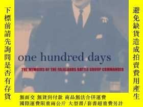 二手書博民逛書店One罕見Hundred DaysY256260 Sandy Woodward Us Naval Instit