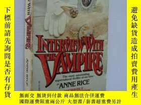二手書博民逛書店Interview罕見with the VampireY8571