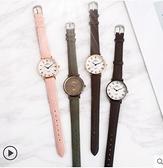 手錶學生簡約氣質防水情侶錶女生女士時尚細帶小巧女錶 - 風尚3C
