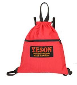 ~雪黛屋~YESON 後背包簡易後背可A4資料夾大容量台灣製造品質保證高單數防水雲彩全齡Y1338(布)