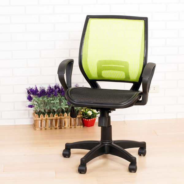 《嘉事美》Jackal全網布辦公椅 電腦椅 人體工學 書桌 穿衣鏡 台灣製造 P-D-CH029