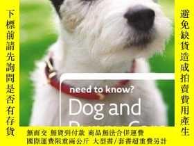 二手書博民逛書店Collins罕見Need to Know? - Dog and