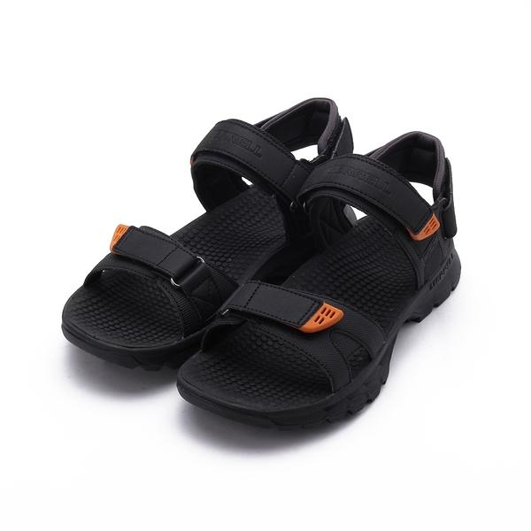 MERRELL CEDRUS CONVERT 3 運動涼鞋 黑/橘 ML036173 男鞋