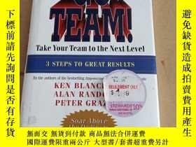二手書博民逛書店Go罕見Team!: Take Your Team to the