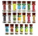 小磨坊 調味料 20種系列 風味調料 調味罐 胡椒粉 椒鹽粉 黑胡椒 辣椒粉