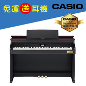 【卡西歐CASIO官方旗艦店】CELVIANO 數位鋼琴AP-710黑色(送清潔組)