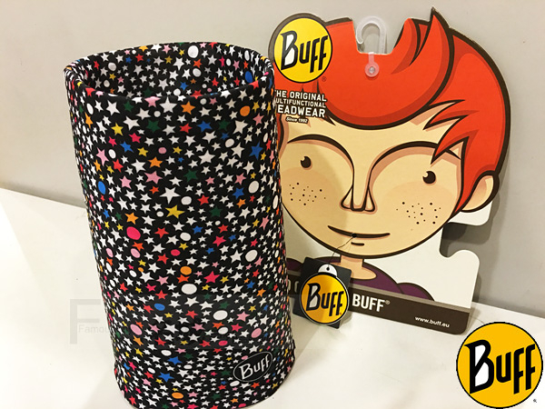 Buff Original 西班牙頭巾- 許願星星 兒童頭巾 (BF108149)