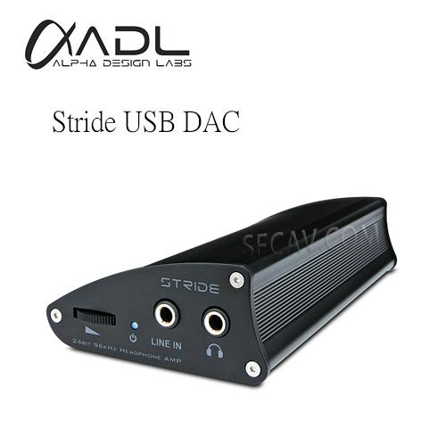 【勝豐群音響新竹】FURUTECH ADL Stride  USB DAC/耳機擴大機