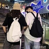後背包書包女韓版高中背包大學生潮流百搭森系2019新款時尚雙肩包 ATF 探索先鋒