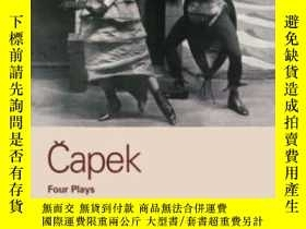 二手書博民逛書店Four罕見PlaysY256260 Karel Capek Methuen Drama 出版1999