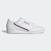 ADIDAS CONTINENTAL 80 [EG4592] 男女鞋 運動 休閒 復古 經典 搭配 舒適 愛迪達 白紅