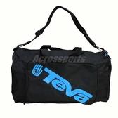 TEVA 肩背包 大容量 黑 藍 男女款 可收納 背包 運動背包 【PUMP306】 TEVA28