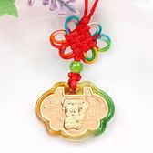 迪士尼系列金飾-彌月金飾禮盒-琉璃米奇款 (飾品盒)