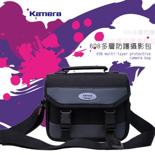 放肆購 Kamera 608 多層防護攝影包 相機包 保護套 側背包 TR70 TR60 TR50 ZR3500 RX100 M4 M3 PJ675 CX450 AXP35 P340