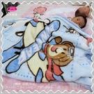 嬰兒禮盒毛毯【飛行熊】100*140 c...