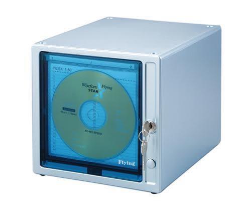 雙鶖牌 FLYING CDB9080  觸摸式 80片CD保存盒 / 個