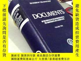 二手書博民逛書店DOCUMENTS:ON罕見THE STRUGGLE OF TH