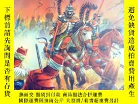 二手書博民逛書店英文原版罕見Clash of Empires: Eastern